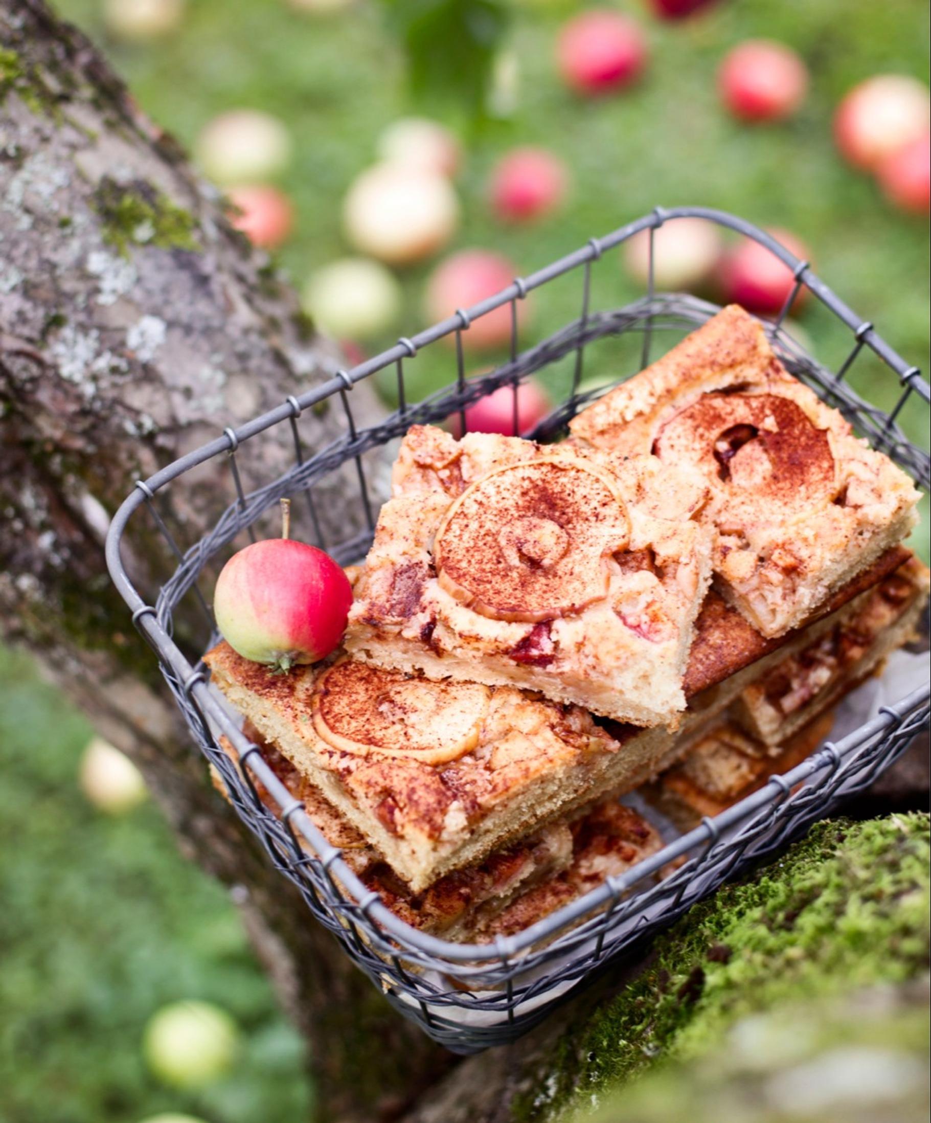 Pellillinen Omenapiirakkaa