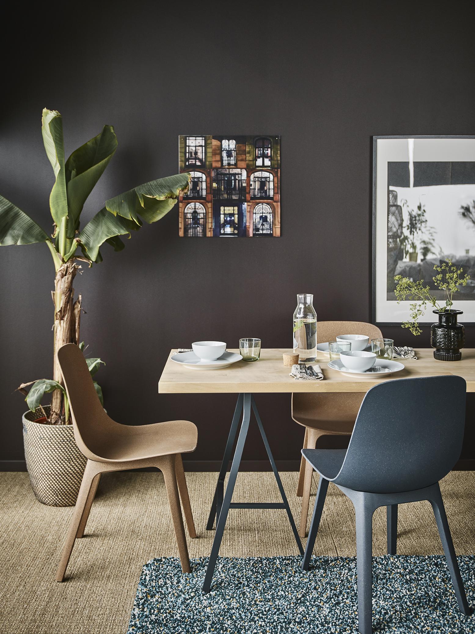 Ensimmäinen Ikea-reissu ja ruokailuryhmäpohdintaa