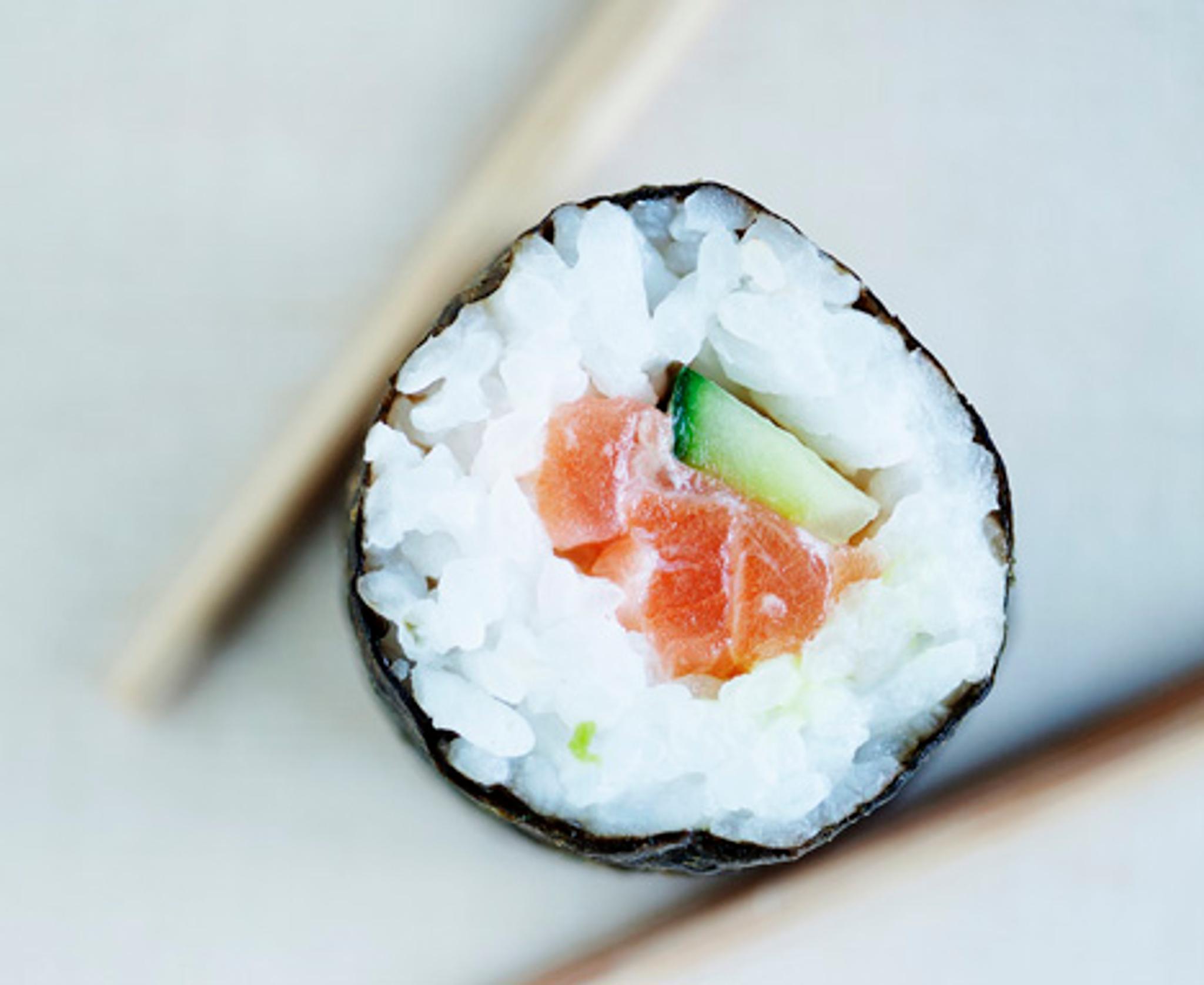 Sushi Täytteet