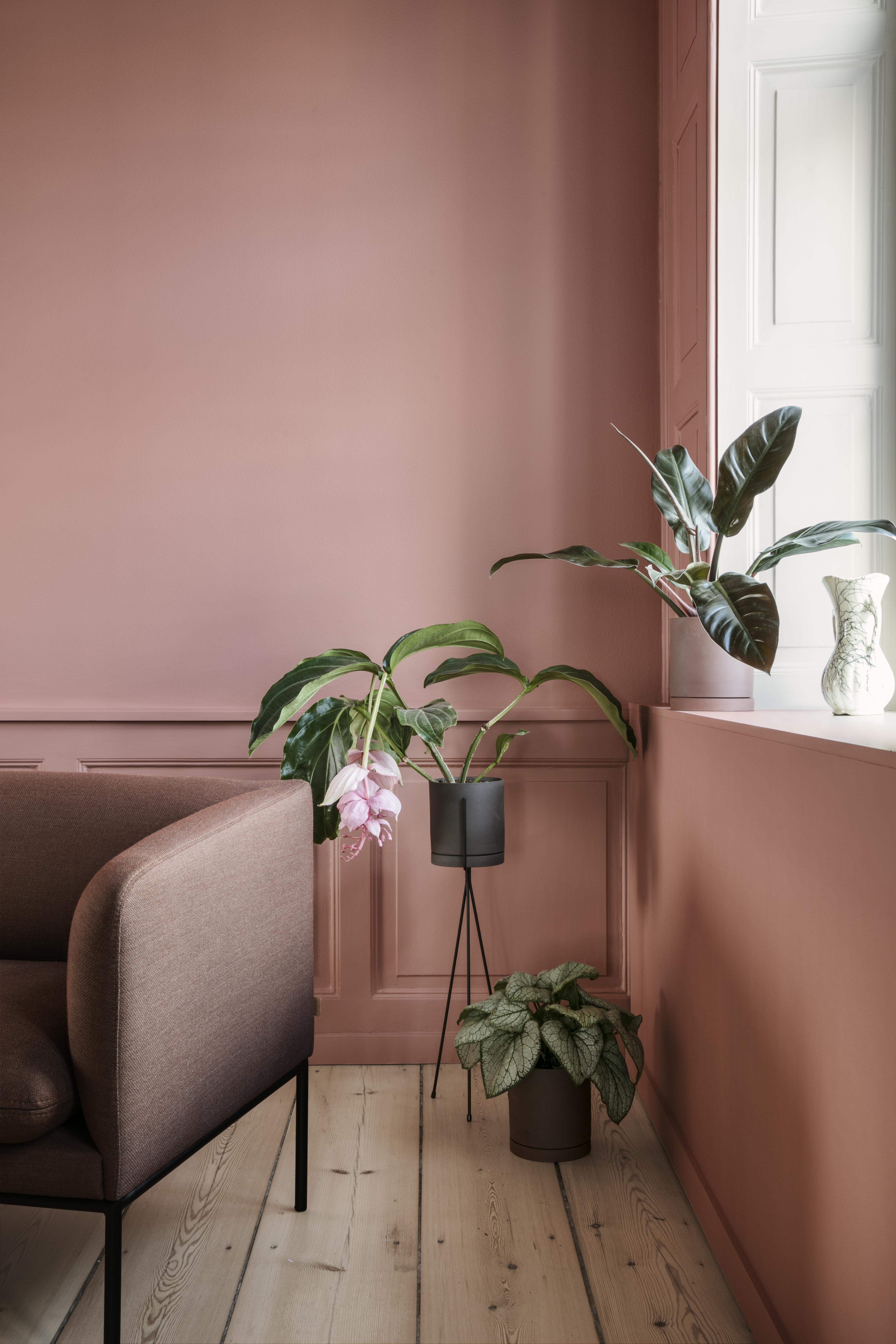 Pörröpallot vaaleanpunaisen sävyt silkkipaperi 3kpl