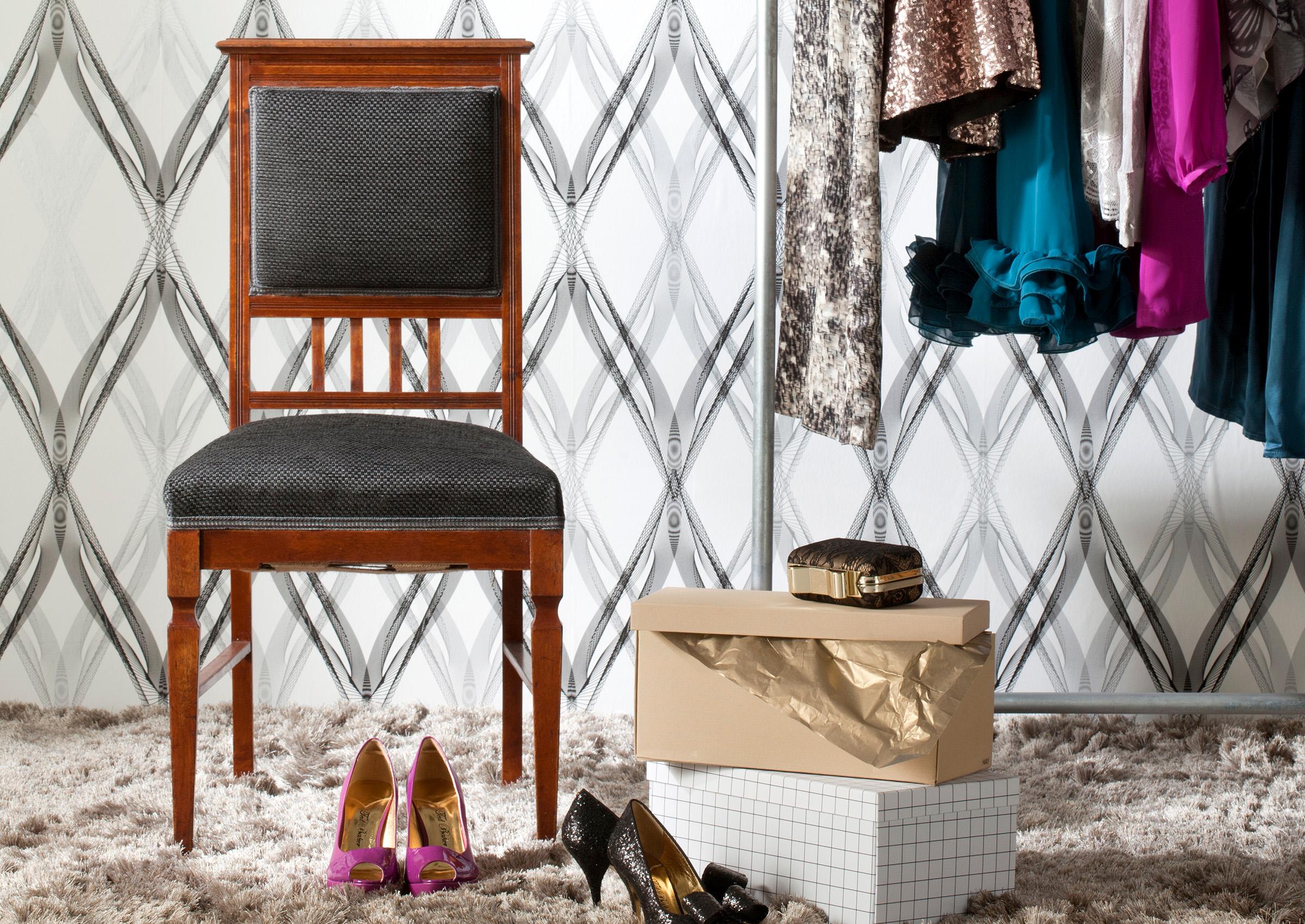 DIY 50-luvun tuolin entisöinti: verta, hikeä ja onnen tirautuksia
