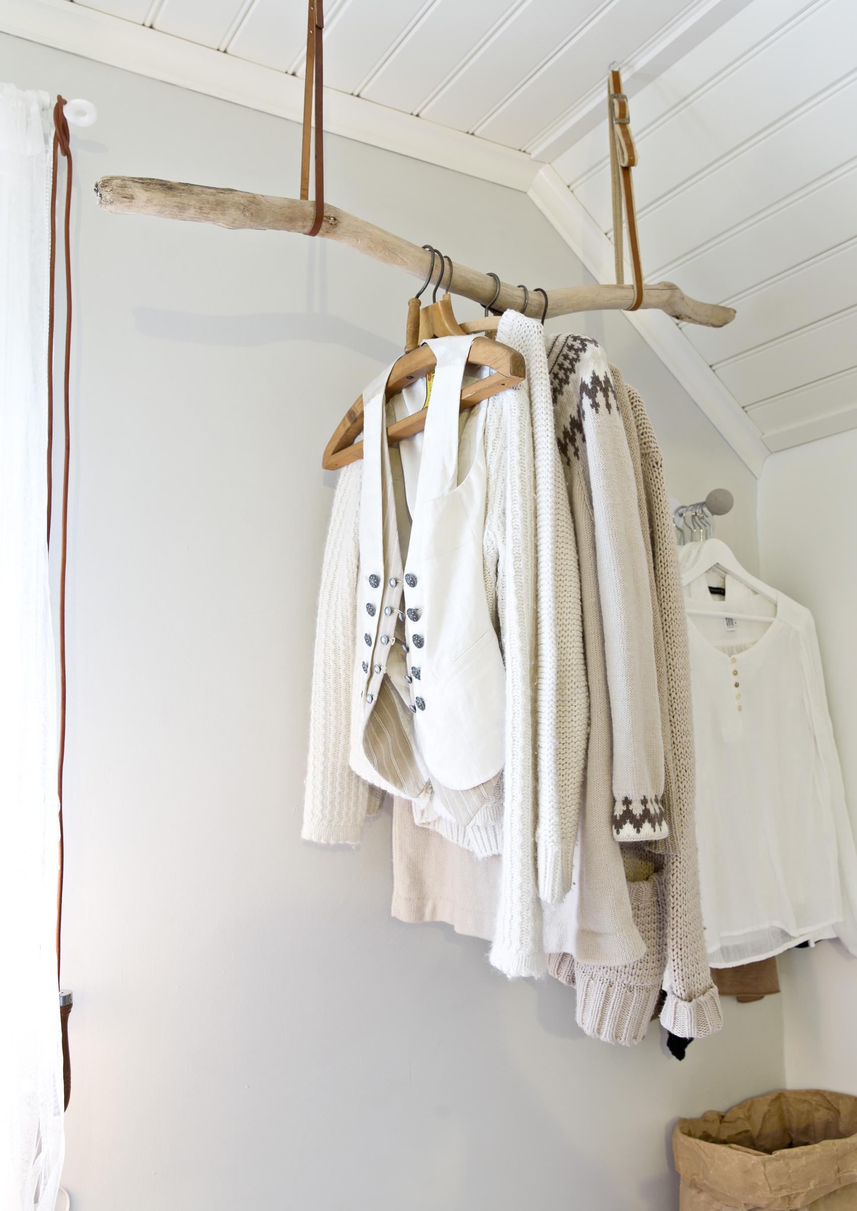 Vaatehuoneen makeover Ikean Pax-sarjalla